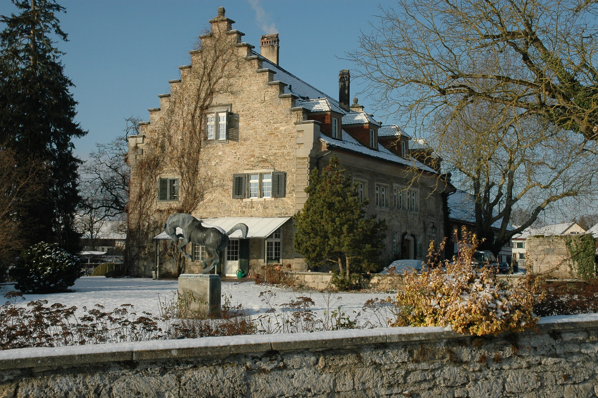 Schloss Berg am Irchel